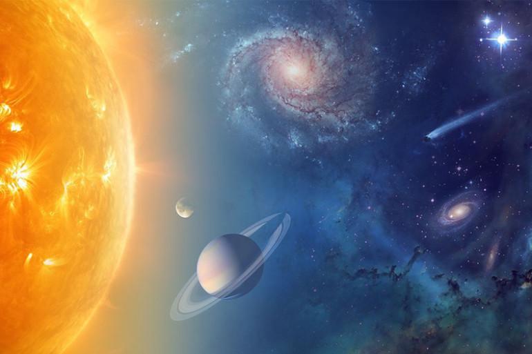 Explorer l'univers