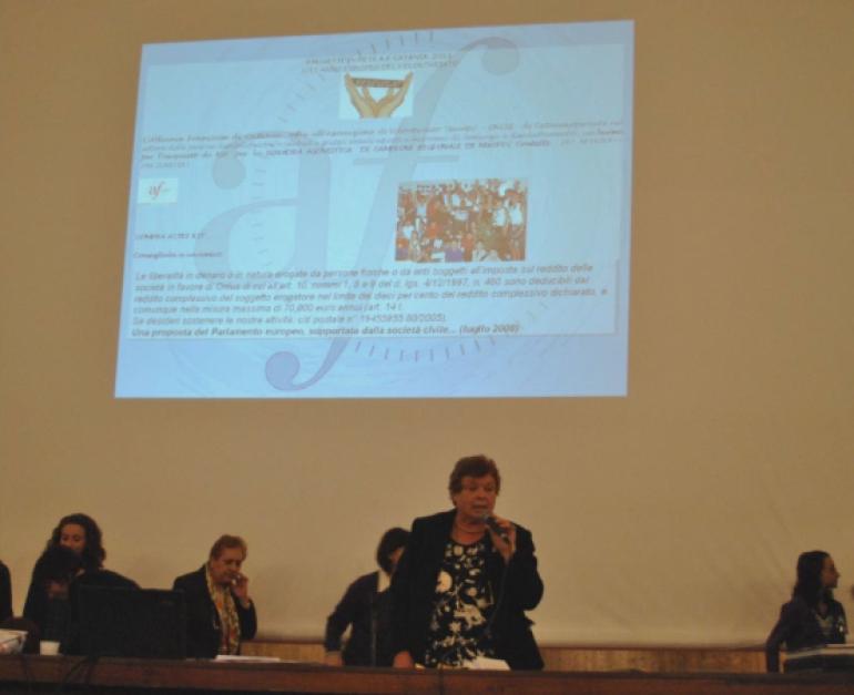 Alliance Française Catania – 60eme anniversaire
